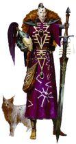 Eldar Warlock