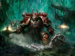 Crimson Slaughter jungle world