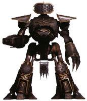 Legio Vulcanum Chaos Reaver World Burner