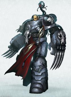 Wolf Lord Egil Iron Wolf