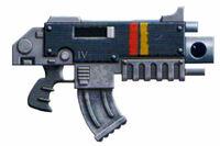 Mk III Ultima Pattern Bolter Howling Griffons