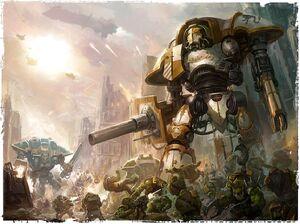 White Warden & Forgotten Knight Alaric Prime