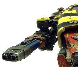 Plasma Blastgun