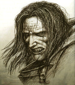 Konrad Curze sketch