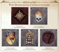 WB Legion Chapters Istvaan V