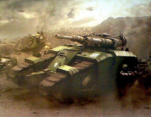File:Salamanders Relic Sicaran Battle Tank.jpg