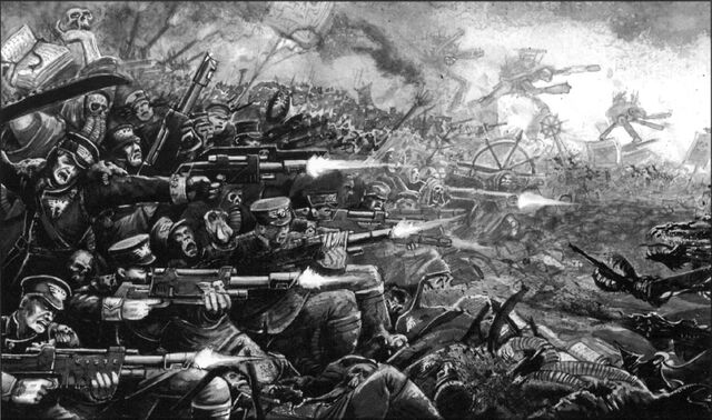File:Mordian Iron Guard fighting Chaos .jpg