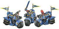 Bike Squadron Ultramarines