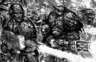 Traitor Guardsmen
