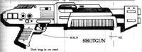 Ancient Shotgun STC