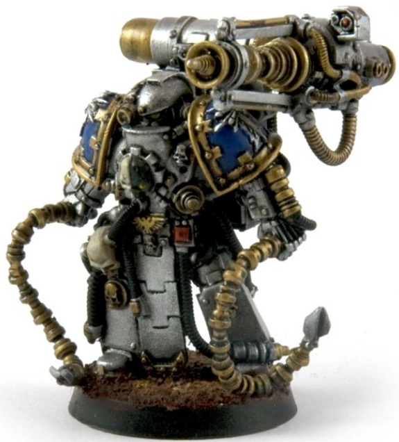 Best Paint For Iron Warriors