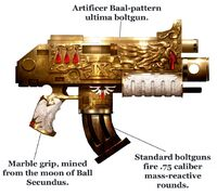 Bolter Baal-Pattern Ultima