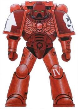 Crimson Paladins scheme