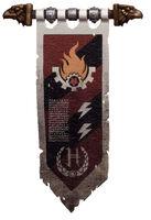 Hermetika Honour Banner