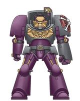 Emperor's Own Terminator