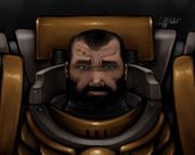 Brother Sergeant Valimund portrait