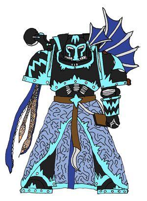 Cyanic Enforcer Aspiring Champion (Colour)