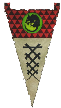 Banner of Clan Moulder
