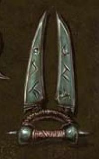 Skaven Punch Dagger