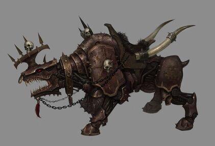 Juggernaut concept art