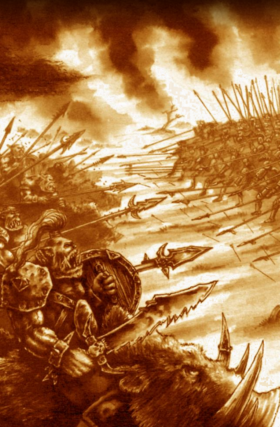 Warhammer Ricco's Republican Guards