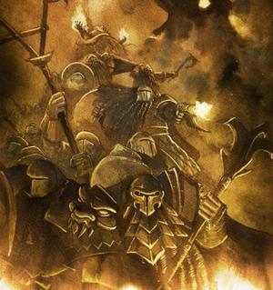 Warhammer Chaos Dwarf Warfare