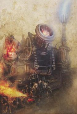 Warhammer Dreadquake Mortar