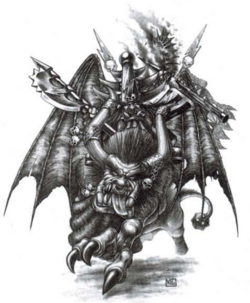 Warhammer Infernal Castellan