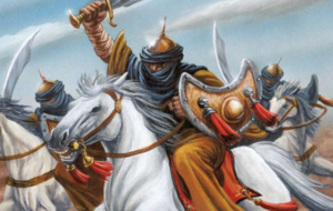 Arabyan Corsairs Warhammer