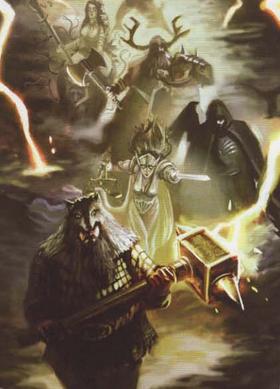 Warhammer Gods