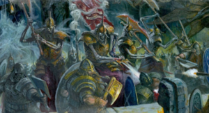 Battle of Valaya's Gate