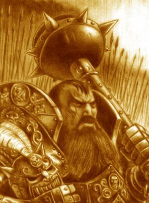 Warhammer Borgio the Besieger