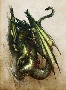 Warpfire Dragon