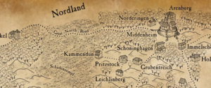 Warhammer Great Northern Road