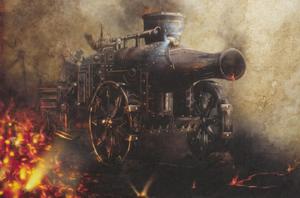 Warhammer Magma Cannon