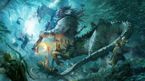 Dragon Ogre Shaggoths