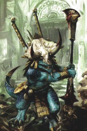 Warhammer Lizardmen Chakax