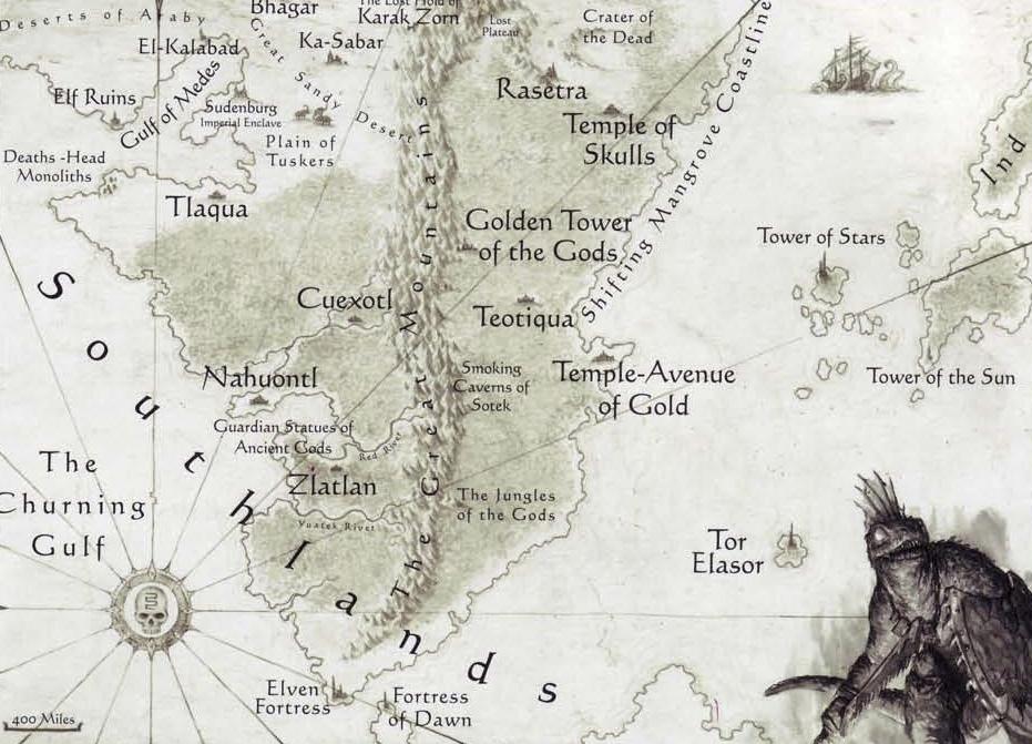 Southlands  Warhammer Wiki  FANDOM powered by Wikia