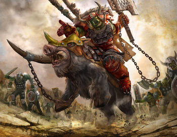 Warhammer Gorbad Ironclaw