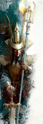 Warhammer Teclis Art