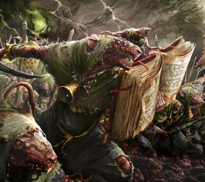 Warhammer Plague Deacon