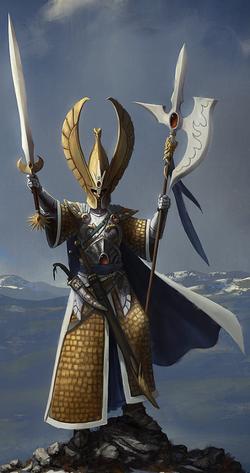 Warhammer Anointed of Asuryan