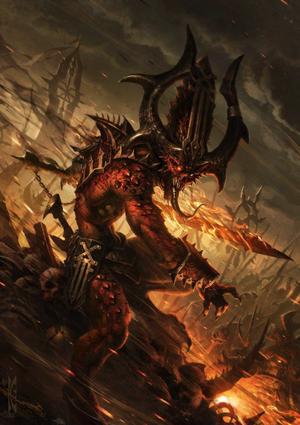 Warhammer Bloodletter