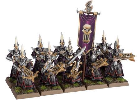 Darkshards Dark Elves 8th Edition Miniatures
