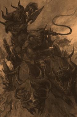 Tuskgor Chariots