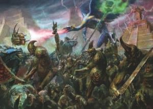 Warhammer Daemons of Chaos Great Catastrophe
