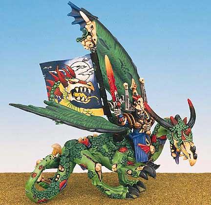 Image - Zombie Dragon 4th Edition Miniature.jpg ...