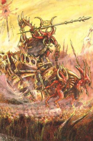Warhammer Daemons of Chaos Blood Thrones of Khorne