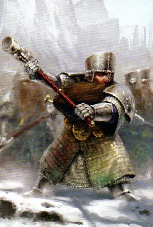 Dwarf Hammerer