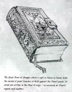 Warhammer Great Book of Grudges